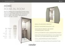 Casala Room-in-room solutions - 9