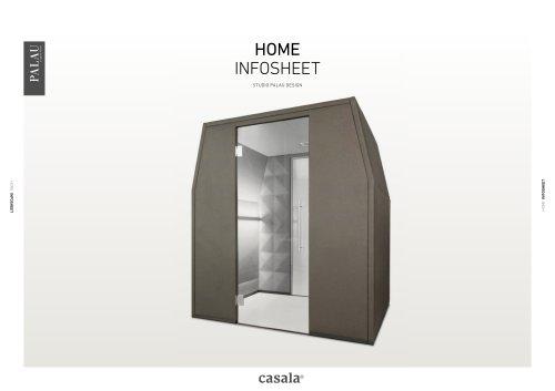 Home infosheet