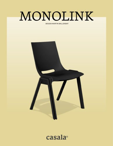 Monolink brochure