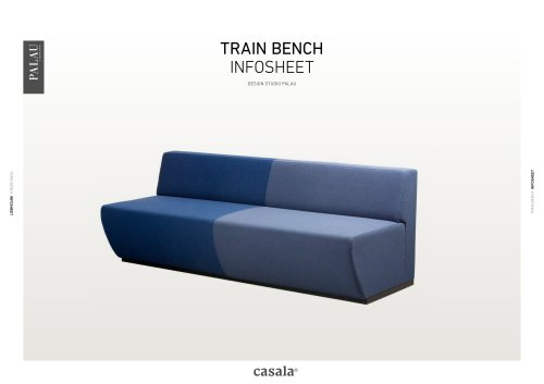 Train bench infosheet
