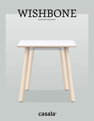 Wishbone brochure