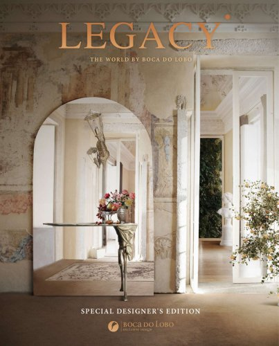 Legacy Magazine - Special Design Edition