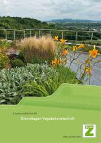 Grundlagen Vegetationstechnik