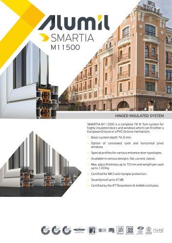 Technical Brochure SMARTIA M15000