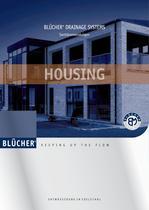 BLÜCHER® Housing Segmentbroschüre