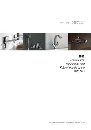 bath brochures