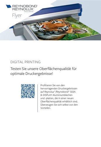 Digitaldruck: Testen Sie unsere Oberfl ächenqualität für optimale Druckergebnisse!