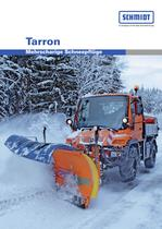 Tarron - Mehrscharige Schneepflüge