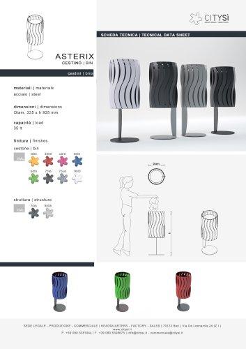 ASTERIX BIN