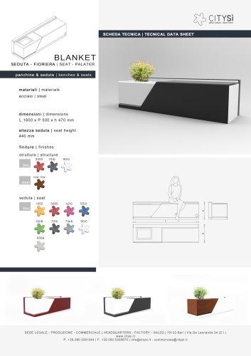 """BLANKET"" | SEDUTA"