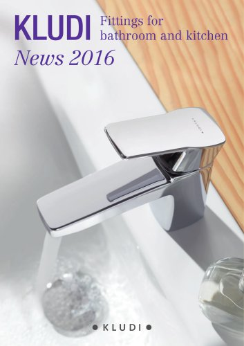 Product novelties 2016