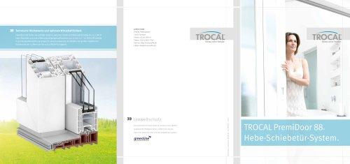 TROCAL PremiDoor 88 Hauptprospekt