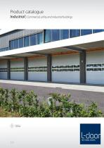 Product catalogue Industrial | Commercial, utility and industrial buildings