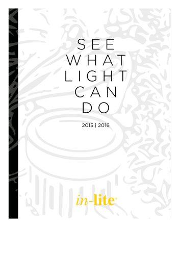 Brochure in-lite outdoor lighting 2015-2016