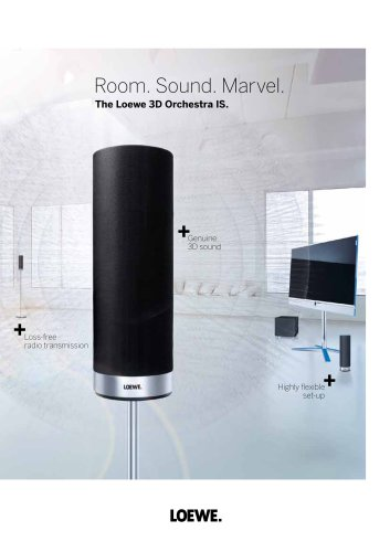 Loewe 3D Orchestra