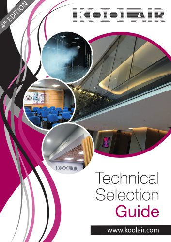 Technical Selection Guide