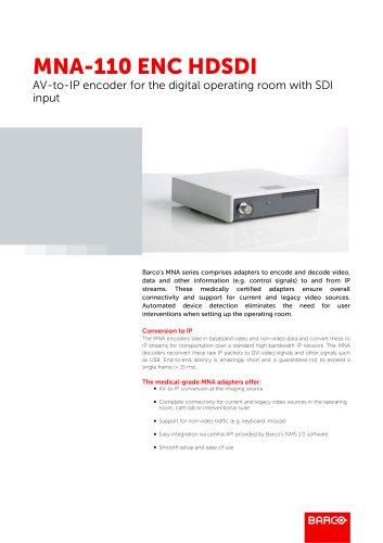 MNA-110 ENC HDSDI