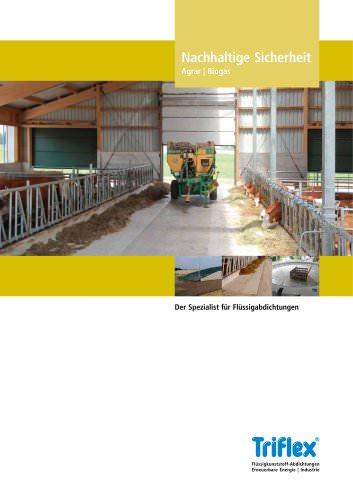 Leitprospekt Agrar | Biogas