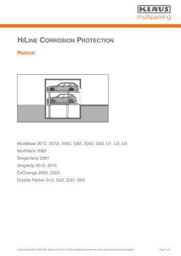 HILINE CORROSION PROTECTION