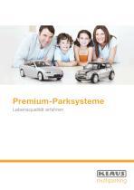 Premium-Parksysteme Lebensqualität erfahren