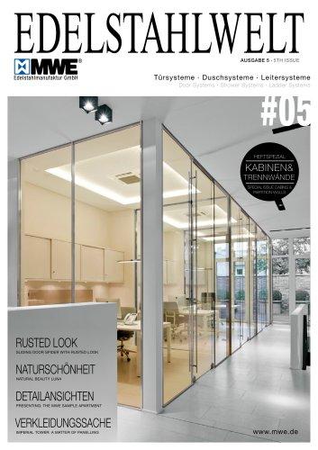 Edelstahlwelt Ausgabe 05