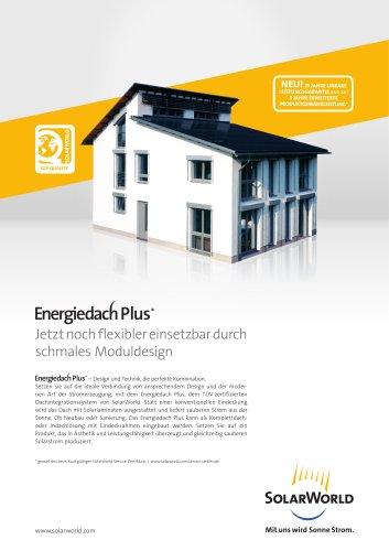 Datenblatt Energiedach Plus