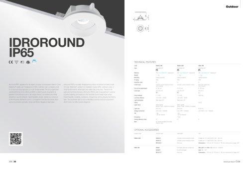 IDROROUND IP65