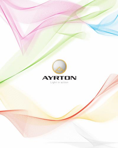 AYRTON GENERAL CATALOGUE