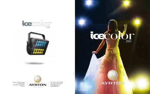 ICECOLOR 250