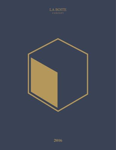 La boite concept 2016