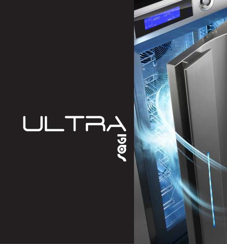 ULTRA - Blast Chiller Freezer