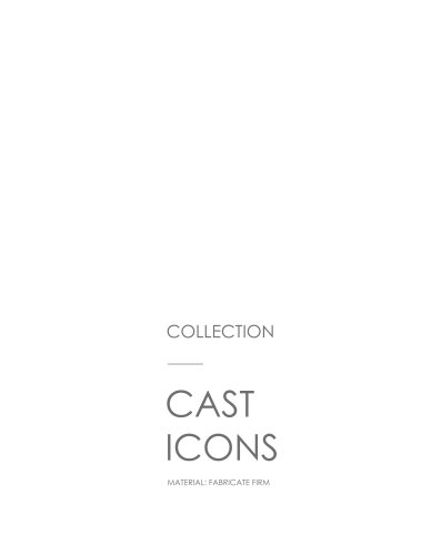 CAST ICONS