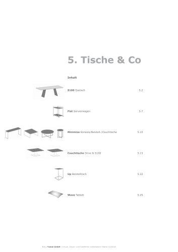 Tische & Co
