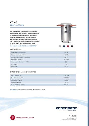 CC 45 Party Cooler