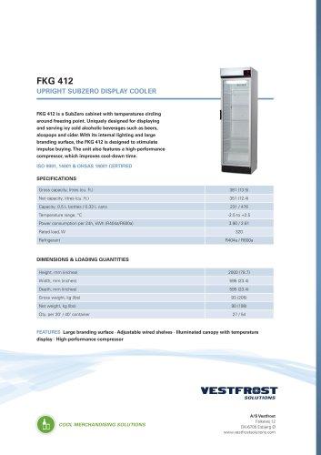 FKG 412 SubZero