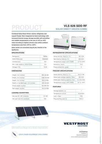 VLS 026 SDD RF