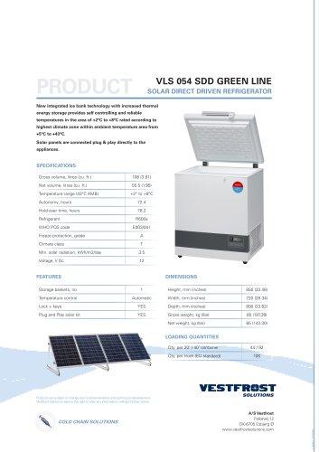 VLS 054 SDD GREEN LINE