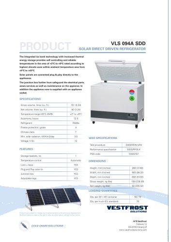 VLS 094A SDD