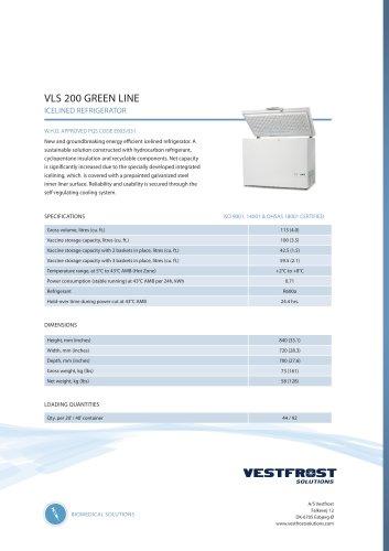 VLS 200 Green Line