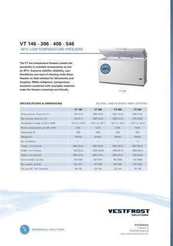 VT 146 · 306 · 406 · 546