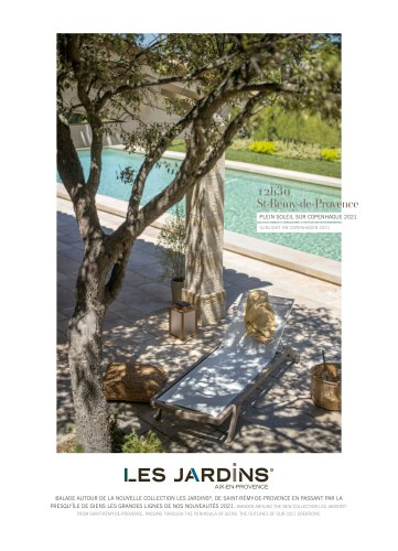 Les Jardins Catalogue 2021
