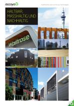 brochure-DURABLE, STABLE & SUSTAINABLE