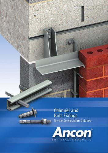 Channel and  Bolt Fixings