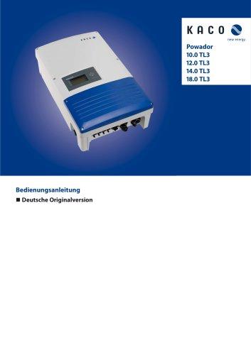 31001211-05-120917 HB-10.0-18.0 TL3