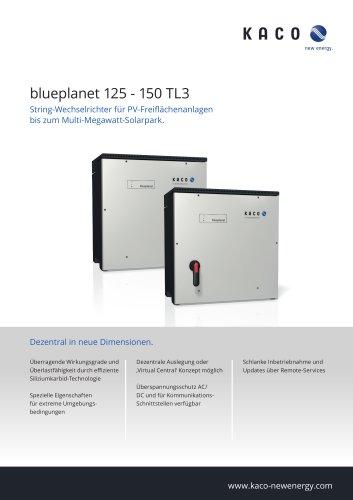 blueplanet 125 - 150 TL3