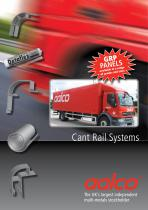 Cant Rail Systems