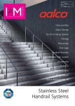 Stainless Steel Handrail Systems