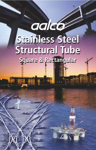 Stainless Steel Structural Tube Square & Rectangular