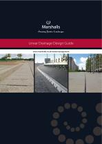 Linear Drainage Design Guide www.marshalls.