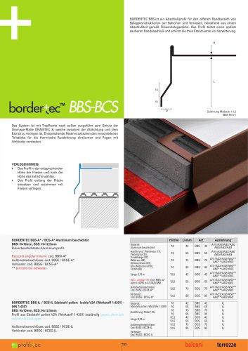 Bordertec BBS-BCS